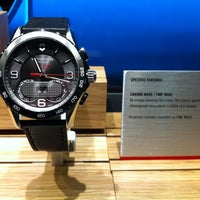 Photo taken at Victorinox Swiss Army @Baselworld 2013 by Oscar on 4/27/2013