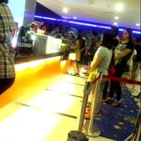 Photo taken at Golden Screen Cinemas (GSC) by Muhammad D. on 5/23/2013