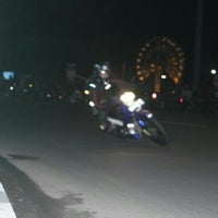 Photo taken at monas sirkuit Cornering by Dhie S. on 8/16/2013