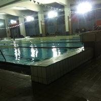 Photo taken at Koleje Strahov by Sahil B. on 2/25/2013