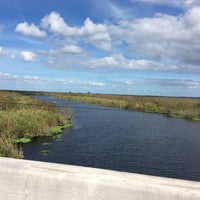 Photo taken at US192 & St. Johns River by Yuryツ K. on 11/7/2016