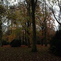 Photo taken at Ostfriedhof by Alex J. on 11/23/2013