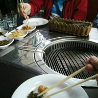 Foto scattata a Korean BBQ гриль da Timur 🔵⚪ M. il 3/28/2017