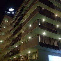 Photo taken at Magnolia Hotel Salou by Didi K. on 9/7/2014