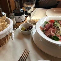 Photo taken at Rossini Ristorante Pizzeria by Alexandr N. on 12/16/2017