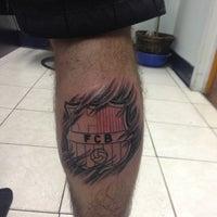 Снимок сделан в Inkstop Tattoo пользователем Jorge C. 12/24/2012