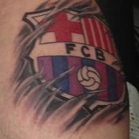 12/24/2012에 Jorge C.님이 Inkstop Tattoo에서 찍은 사진