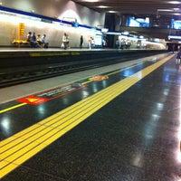 Photo taken at Metro Grecia by Jean Louis D. on 2/24/2013