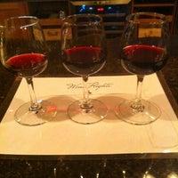 Photo taken at Flight 102 Wine Bar by Djuana S. on 8/14/2013