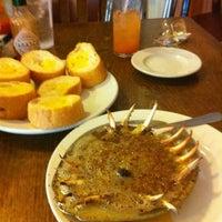 Photo taken at Mandina's Restaurant by Djuana S. on 5/27/2013