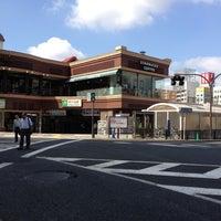 Photo taken at Ichigaya Station by Manabu I. on 10/5/2012