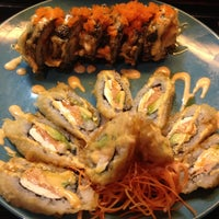 Photo taken at JoTo Thai-Sushi Tampa by Noelle on 4/17/2013