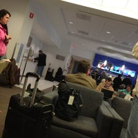 Photo taken at Delta Sky Club by Jose S. on 11/14/2012