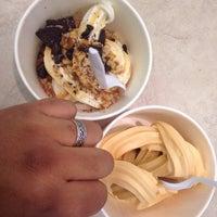 Photo taken at Phileo Yogurt by Venus J. on 11/30/2014