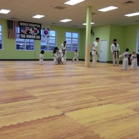 Photo taken at World Champion Tae Kwon Do by Joey T. on 2/14/2014