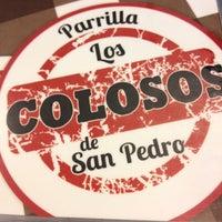 Photo taken at Los Colosos De San Pedro by Adrian R. on 12/9/2012