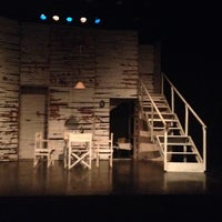 Photo taken at Teatro Vivian Blumenthal by Adrian R. on 10/27/2013
