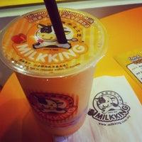 Photo taken at Milk King 高雄牛乳大王 by Nebo on 10/21/2013