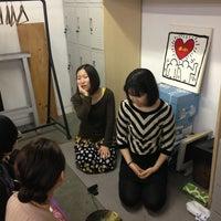 Photo taken at studio4 by Fumiya O. on 4/7/2013