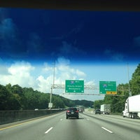 Photo taken at I-285 South by Neci N. on 7/28/2013