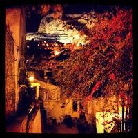 Photo taken at Barrio de Santa Cruz, Alicante by Gema P. on 12/9/2012