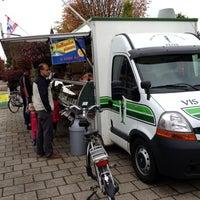Photo taken at Vis van Peter by Jan v. on 10/20/2012