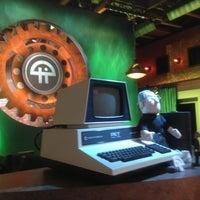 Photo taken at TWiT Brick House Studios by Tad M. on 10/20/2013
