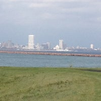 Photo taken at St. Francis Lakefront by Robert W. on 10/25/2012