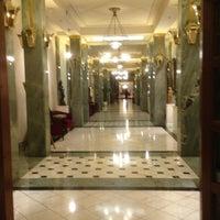 Снимок сделан в Гранд Отель Европа пользователем Антон Р. 6/7/2013