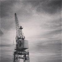 Photo taken at Thessaloniki Port by Elias on 9/26/2013