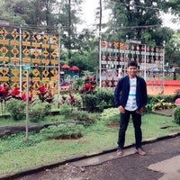 Photo taken at Taman Lalu Lintas by Ignatius A. on 7/4/2016
