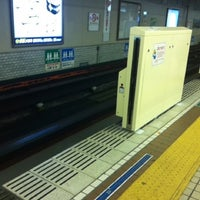 Photo taken at Subway Sapporo Station (N06/H07) by Chinami S. on 9/15/2012