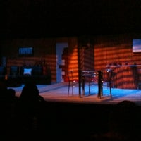 Das Foto wurde bei Teatro Telón de Asfalto von Kristov M. am 10/21/2012 aufgenommen
