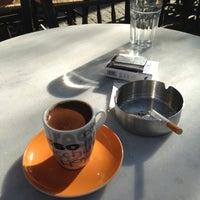 Photo taken at Dioskouroi by 🌟Burak Ş. on 4/17/2013