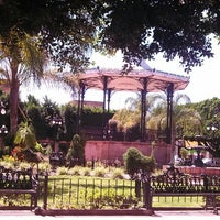 Photo taken at Jardin Principal by Selenia A. on 3/15/2014