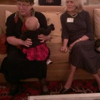 Photo taken at Rice Faculty Club (Cohen House) by Evie M. on 11/12/2012