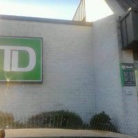 Photo taken at TD Bank by Nancy A. K. on 1/7/2013