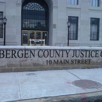 Photo taken at Bergen County Courthouse by Nancy A. K. on 3/11/2013