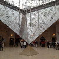 Photo taken at Carrousel du Louvre by Nikolay on 5/6/2013
