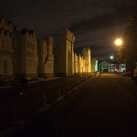 Photo taken at Фамильное имение by V A. on 3/9/2014