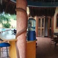 Photo taken at Paraiso Escondido by Jacobo H. on 7/4/2014