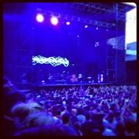 Photo taken at Arena by Birgit P. on 7/10/2013