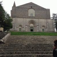 Photo taken at Basilica di San Fortunato by Stefano ✅. on 9/24/2015