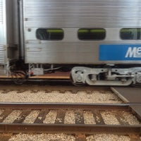 Photo taken at Metra - New Lenox by Vietvet52 on 10/2/2012