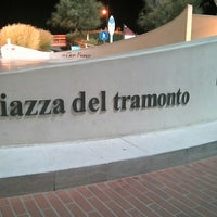 Photo taken at Piazza Del Tramonto by Phil on 9/11/2015