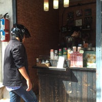 Photo taken at First Coffee by AorPG R. on 5/18/2015
