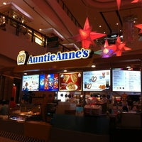 Photo taken at Auntie Anne's by AorPG R. on 12/19/2012