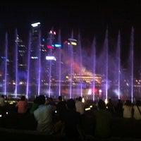 Das Foto wurde bei Wonder Full (Light & Water Show) von AorPG R. am 12/7/2012 aufgenommen