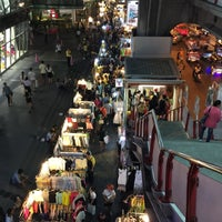 Photo taken at Siam Square Night Market by AorPG R. on 12/4/2014