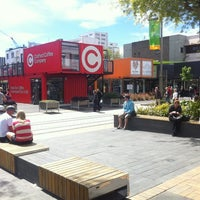 Photo taken at Cashel Mall Re:START by AorPG R. on 10/20/2012